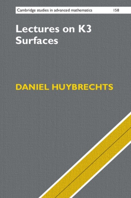 (ebook) Lectures on K3 Surfaces