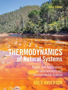 (ebook) Thermodynamics of Natural Systems - Science & Technology Chemistry