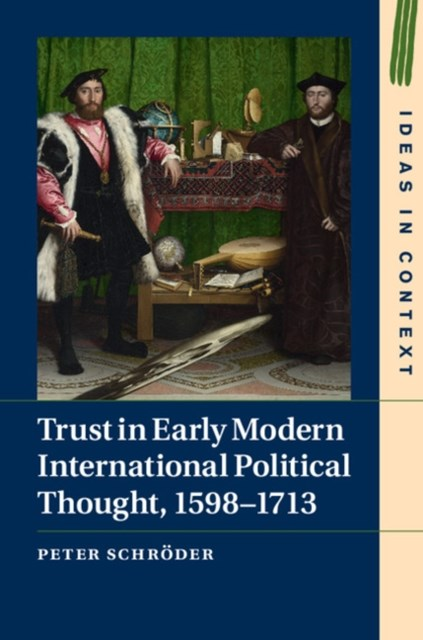 (ebook) Trust in Early Modern International Political Thought, 1598-1713