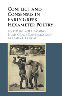 (ebook) Conflict and Consensus in Early Greek Hexameter Poetry - Reference