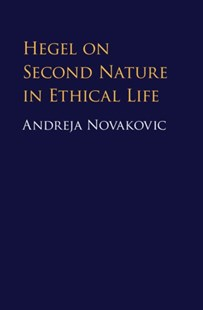 (ebook) Hegel on Second Nature in Ethical Life - Philosophy Modern