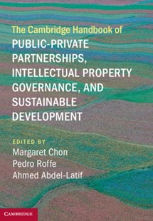 (ebook) Cambridge Handbook of Public-Private Partnerships, Intellectual Property Governance, and Sustainable Development - Reference Law