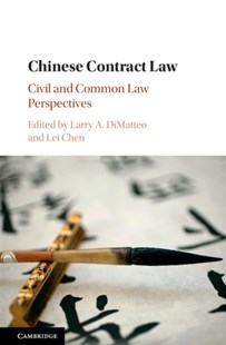 (ebook) Chinese Contract Law - Reference Law