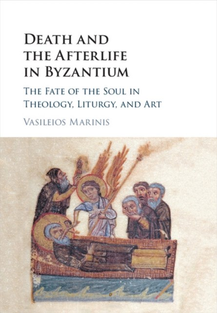(ebook) Death and the Afterlife in Byzantium