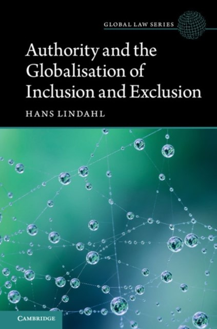 (ebook) Authority and the Globalisation of Inclusion and Exclusion