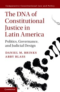 (ebook) DNA of Constitutional Justice in Latin America - Politics Political Issues