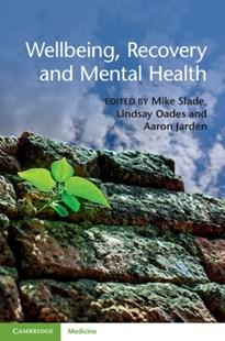 (ebook) Wellbeing, Recovery and Mental Health - Reference Medicine