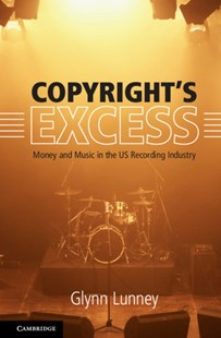 (ebook) Copyright's Excess - Business & Finance Organisation & Operations