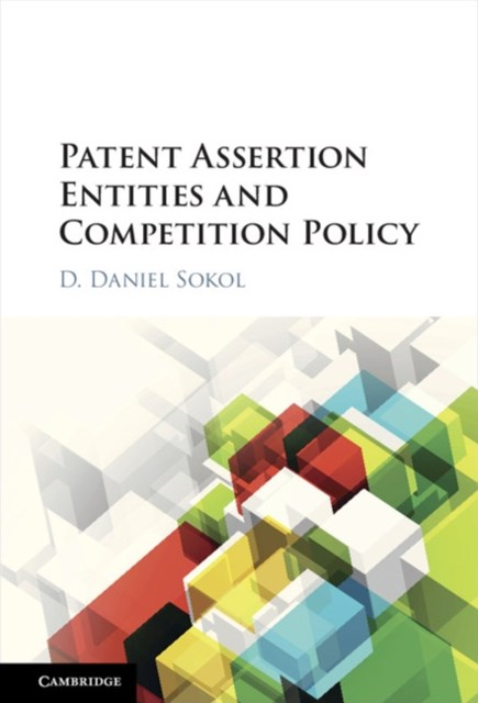 (ebook) Patent Assertion Entities and Competition Policy