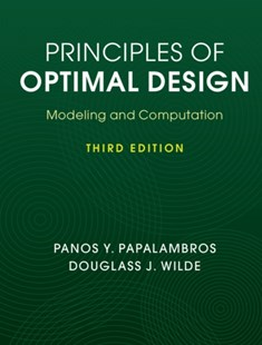 (ebook) Principles of Optimal Design - Science & Technology Engineering