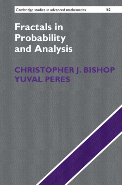 (ebook) Fractals in Probability and Analysis