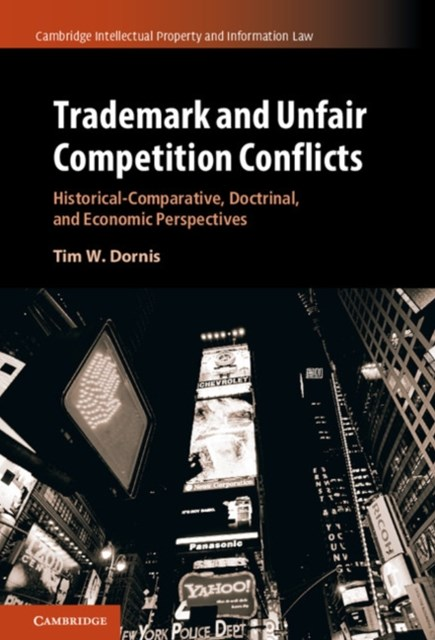 (ebook) Trademark and Unfair Competition Conflicts