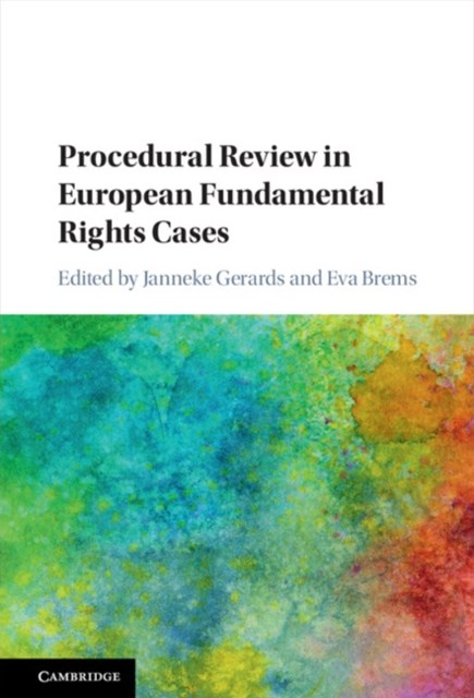 (ebook) Procedural Review in European Fundamental Rights Cases