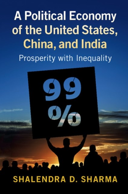 Political Economy of the United States, China, and India