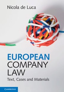 (ebook) European Company Law - Politics Political Issues
