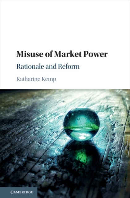 (ebook) Misuse of Market Power