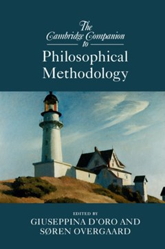 (ebook) Cambridge Companion to Philosophical Methodology