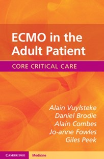 (ebook) ECMO in the Adult Patient - Reference Medicine
