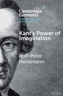 (ebook) Kant's Power of Imagination - Philosophy Modern