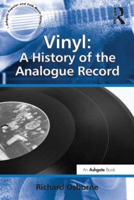 (ebook) Vinyl: A History of the Analogue Record