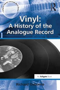 (ebook) Vinyl: A History of the Analogue Record - Entertainment Music General
