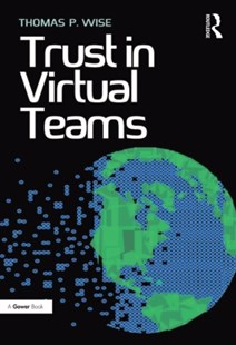 (ebook) Trust in Virtual Teams - Business & Finance Management & Leadership