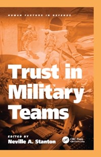 (ebook) Trust in Military Teams - Business & Finance Human Resource
