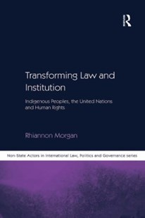 (ebook) Transforming Law and Institution - Politics International Politics