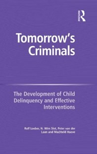 (ebook) Tomorrow's Criminals - Reference Law