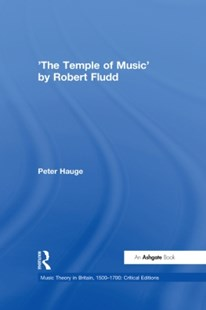 (ebook) 'The Temple of Music' by Robert Fludd - Entertainment Music General