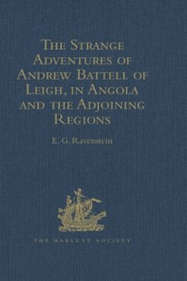 (ebook) Strange Adventures of Andrew Battell of Leigh, in Angola and the Adjoining Regions - History African