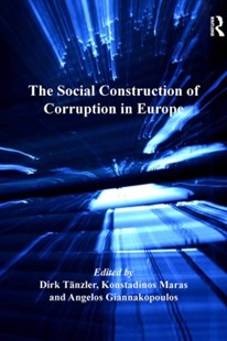 (ebook) The Social Construction of Corruption in Europe - Reference Law