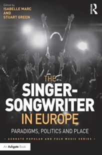 (ebook) The Singer-Songwriter in Europe - Entertainment Music General