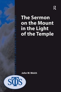 (ebook) Sermon on the Mount in the Light of the Temple - History Ancient & Medieval History