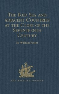 (ebook) The Red Sea and Adjacent Countries at the Close of the Seventeenth Century - History Modern