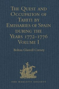 (ebook) Quest and Occupation of Tahiti by Emissaries of Spain during the Years 1772-1776 - History Modern