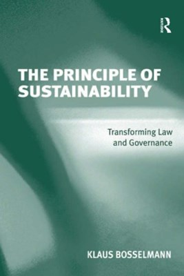 The Principle of Sustainability
