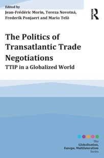 (ebook) Politics of Transatlantic Trade Negotiations - Business & Finance Ecommerce