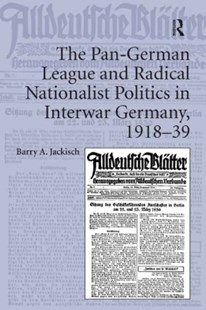 (ebook) The Pan-German League and Radical Nationalist Politics in Interwar Germany, 1918–39 - History European
