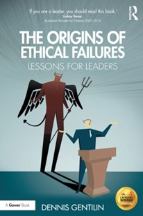 (ebook) Origins of Ethical Failures - Business & Finance Human Resource