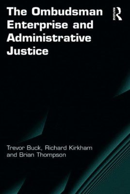 (ebook) The Ombudsman Enterprise and Administrative Justice