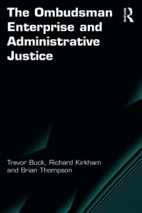 (ebook) The Ombudsman Enterprise and Administrative Justice - Business & Finance Organisation & Operations