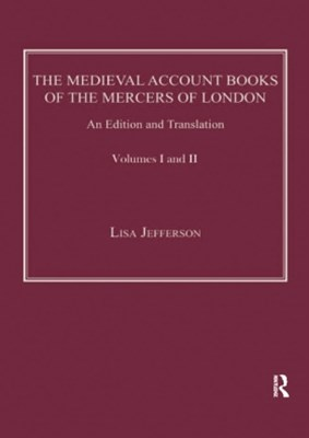 (ebook) The Medieval Account Books of the Mercers of London