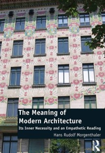 (ebook) Meaning of Modern Architecture - Art & Architecture Architecture