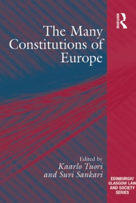 (ebook) The Many Constitutions of Europe