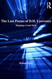 (ebook) Last Poems of D.H. Lawrence - History European