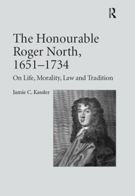 (ebook) The Honourable Roger North, 1651–1734