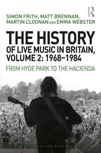 (ebook) History of Live Music in Britain, Volume II, 1968-1984 - Entertainment Music General