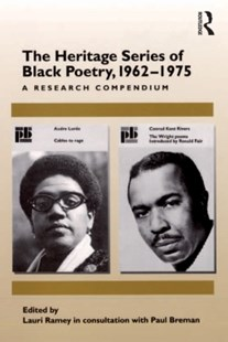 (ebook) The Heritage Series of Black Poetry, 1962–1975 - Reference