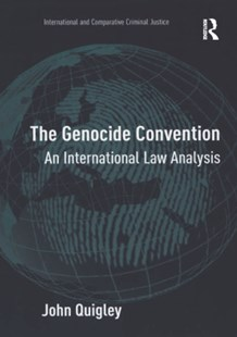 (ebook) The Genocide Convention - Politics Political Issues